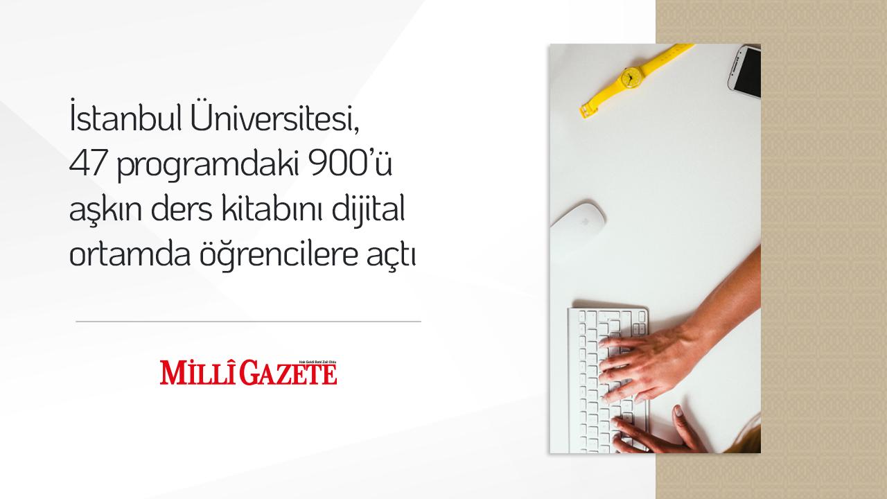 Milli Gazete İnternet Haber Sitesi Haber
